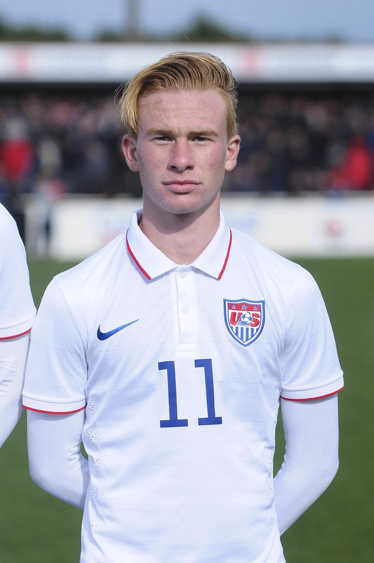 Andrew Carleton 15Year Old Andrew Carleton Signs for Future MLS Team