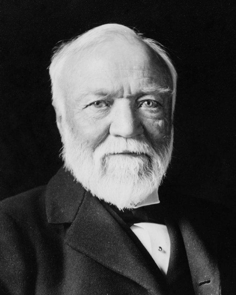 Andrew Carnegie Carnegie Endowment for International Peace Wikipedia