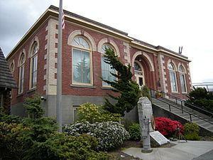 Andrew Carnegie Library (Edmonds, Washington) httpsuploadwikimediaorgwikipediacommonsthu