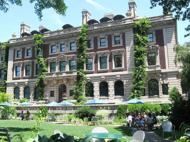 Andrew Carnegie Mansion