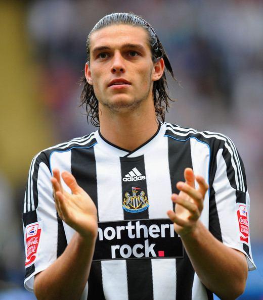 Andrew Carroll Andrew Carroll Photos Newcastle United v Sheffield