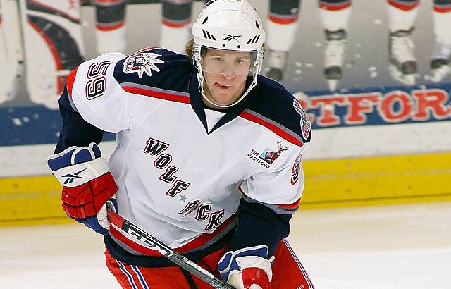 Andrew Carroll (ice hockey) Wolf Pack Resign Andrew Carroll Hartford Wolf Pack