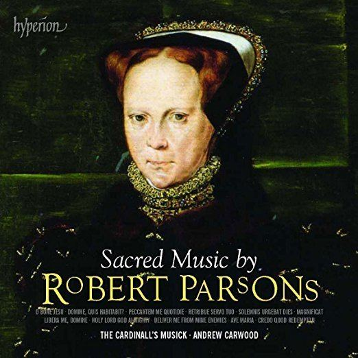 Andrew Carwood The Cardinalls Music Andrew Carwood Robert Parsons Parsons