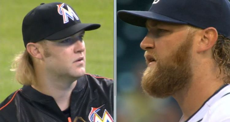 Andrew Cashner This is what Andrew Cashner looks like without his signature beard