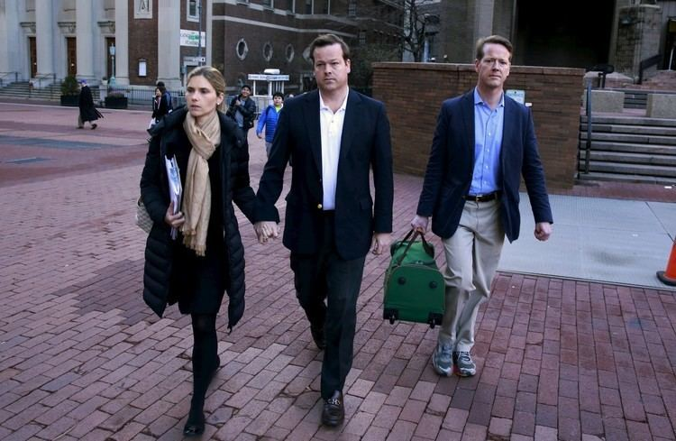Andrew Caspersen The Unraveling of a Wall Street Scion WSJ