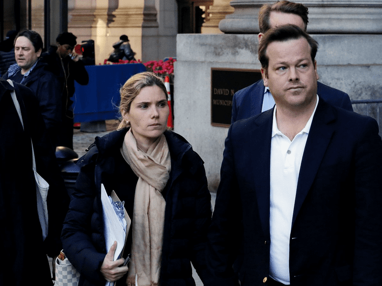 Andrew Caspersen Caspersen may have defrauded his mother and brothers Business Insider