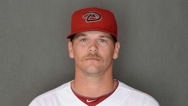 Andrew Chafin Mustached pitcher Andrew Chafin up for Dbacks vs ASU