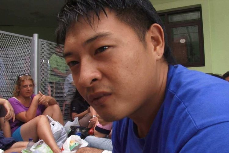Andrew Chan Bali Nine Andrew Chan marries fiancee ahead of expected