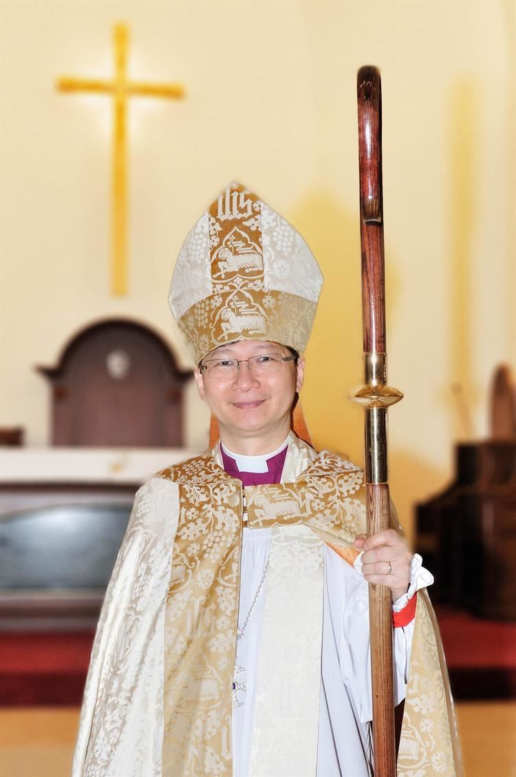 Andrew Chan (bishop) Green Anglicans Bishop Andrew Chan Hong Kong The only way to