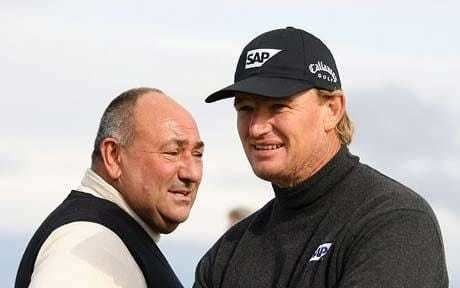 Andrew Chandler (golfer) Tiger Woods will be toppled in five years says Chubby