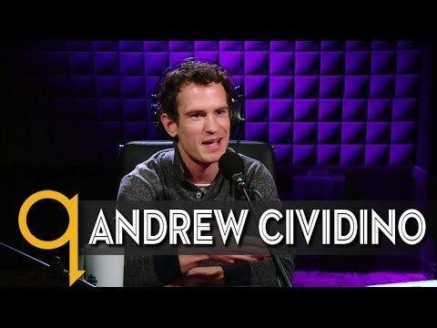 Andrew Cividino Sleeping Giant Director Andrew Cividino in studio q YouTube