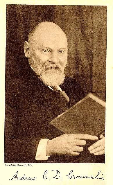 Andrew Claude de la Cherois Crommelin wwwcrommelinorghistoryBiographies1865Andrewde