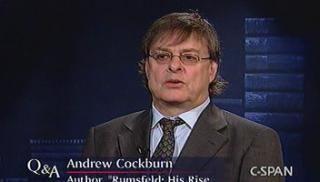 Andrew Cockburn Andrew Cockburn CSPANorg