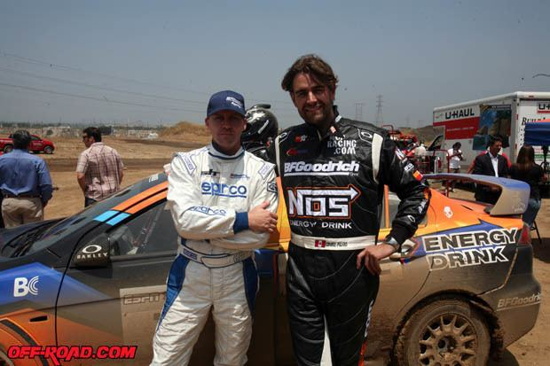 Andrew Comrie-Picard BFGoodrich X Games RideAlong With Andrew ComriePicard