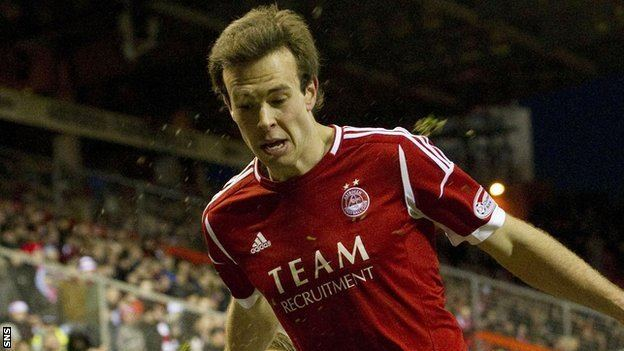 Andrew Considine BBC Sport Aberdeen39s Andrew Considine has surgery on