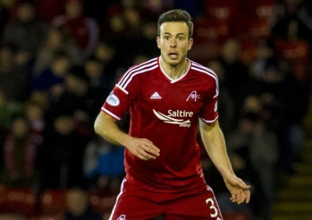 Andrew Considine Andrew Considine Confidence is high at Aberdeen The