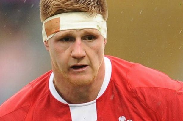 Andrew Coombs Dragons captaincy new milestone for new Wales lock Andrew