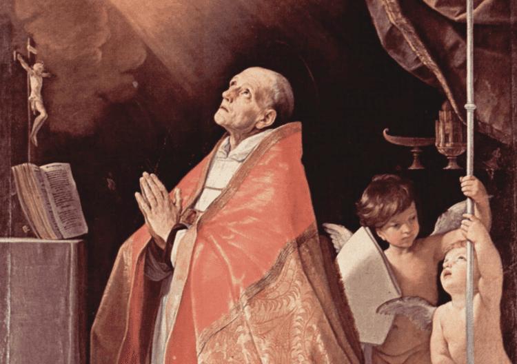 Andrew Corsini St Andrew Corsini 1373 Catholicismorg
