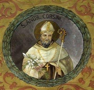 Andrew Corsini Prayers Quips and Quotes St Andrew Corsini Feast Day Feb 4