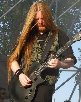 Andrew Craighan MY DYING BRIDE WORMWOOD CHRONICLES