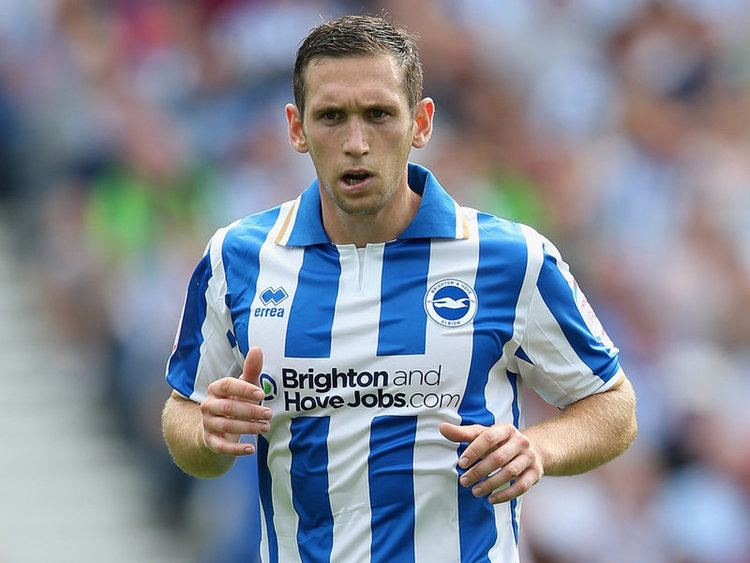 Andrew Crofts (footballer) Andrew Crofts Brighton and Hove Albion Player Profile