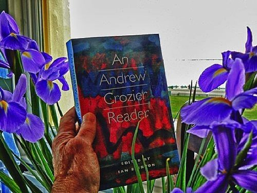 Andrew Crozier Its About Time An Andrew Crozier Reader by Harriet Staff Poetry
