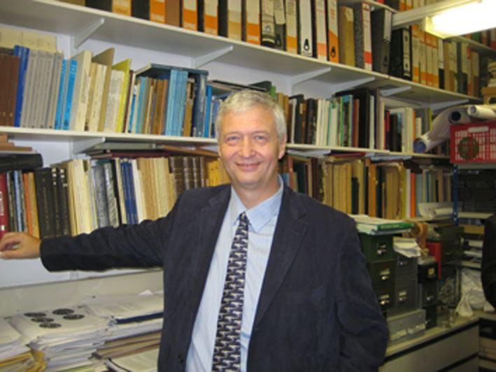 Andrew Cunningham (politician) Professor Andrew Cunningham Scott Research Royal Holloway