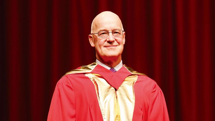 Andrew D. Hamilton Congregation for the Conferment of Degrees CUHK Newsletter