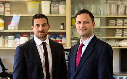 Andrew D. Huberman Six teams seek to identify biological factors that influence neural