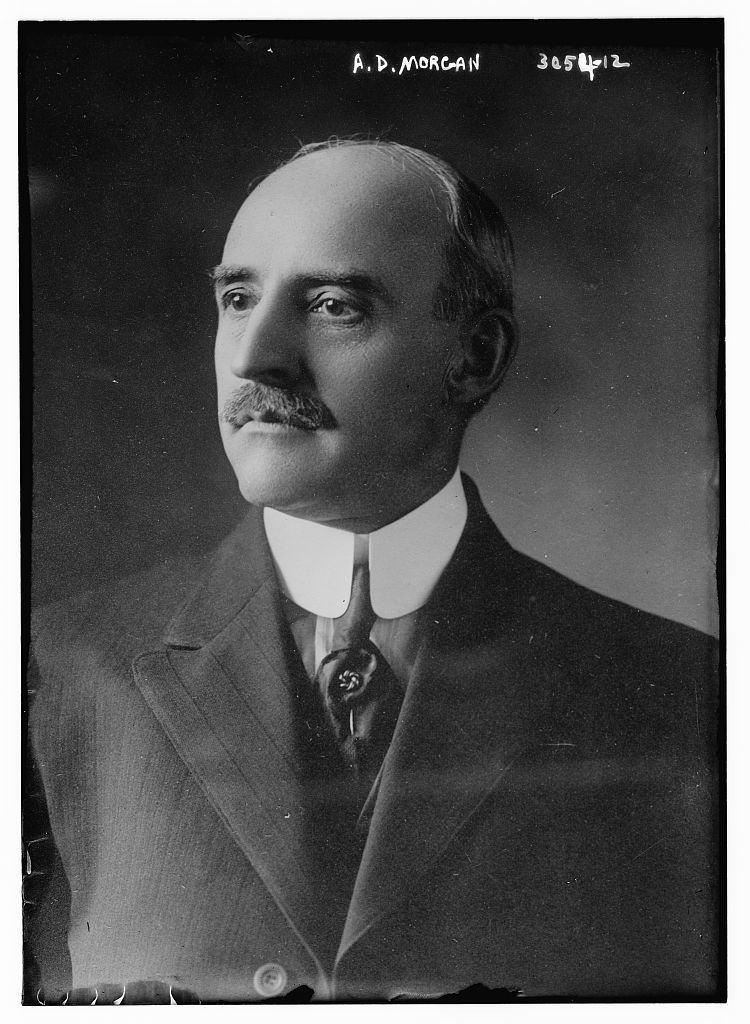 Andrew D. Morgan