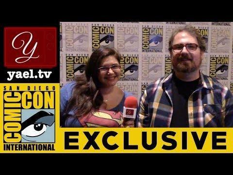 Andrew Dabb Andrew Dabb Showrunner Supernatural San Diego ComicCon 2016
