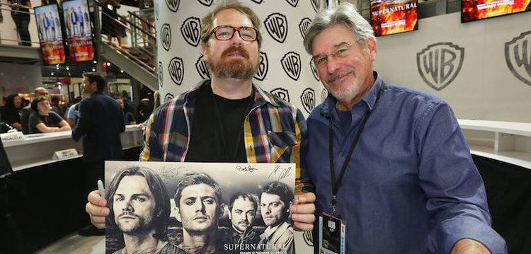 Andrew Dabb SUPERNATURAL at SDCC 2016 QA with Showrunners Robert Singer and