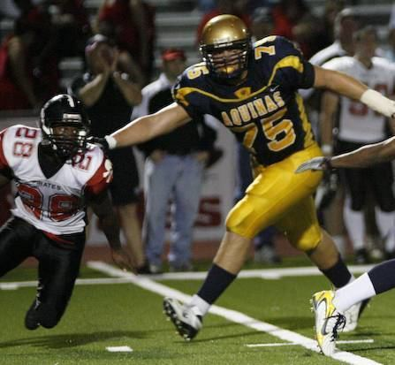 Andrew Datko St Thomas Aquinas High School Football