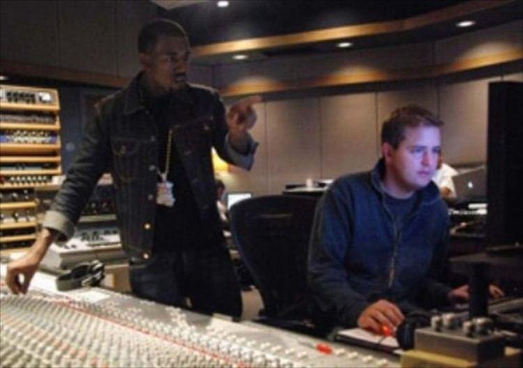 Andrew Dawson (record producer) Andrew Dawson Kanye JayZ Lil Wayne Tape Op Magazine Longform