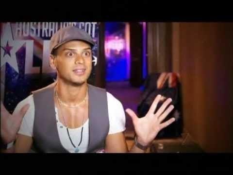 Andrew De Silva Andrew De Silva Australias Got Talent 2012 audition 6 FULL