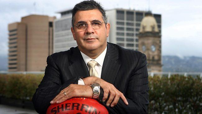 Andrew Demetriou Andrew Demetriou should come home from holiday to address