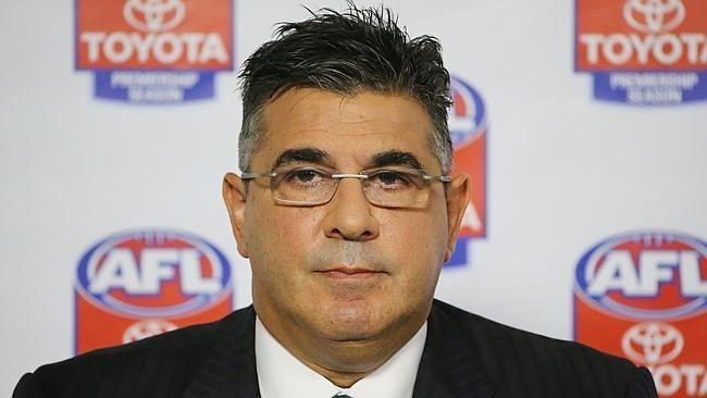 Andrew Demetriou Andrew Demetriou to step down as chief executive of the