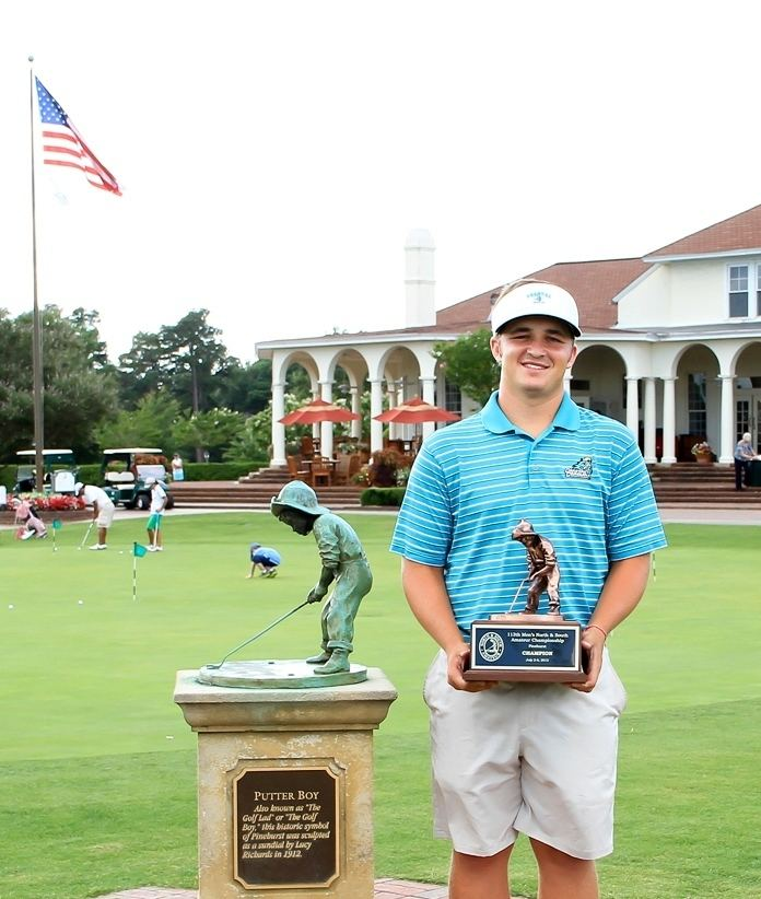 Andrew Dorn Andrew Dorn captures 113th North South Amateur Championship
