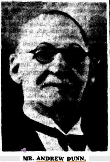 Andrew Dunn (businessman)