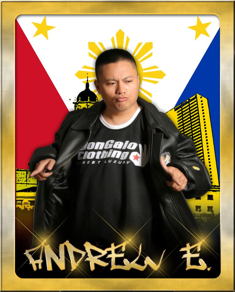 Andrew E. Pinoy Hiphop Superstar PINOY HIPHOP LEGENDS