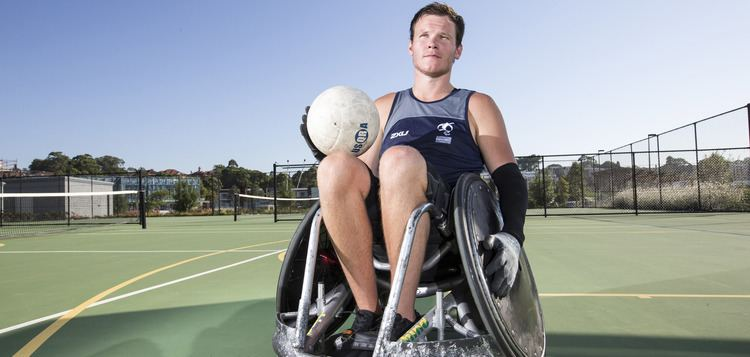 Andrew Edmondson Paralympians and Olympians will inspire Sydney The City of Sydney