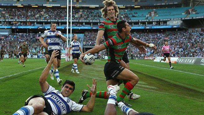 Andrew Everingham Souths coach Michael Maguire discovered winger Andrew
