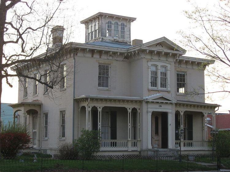 Andrew F. Scott House