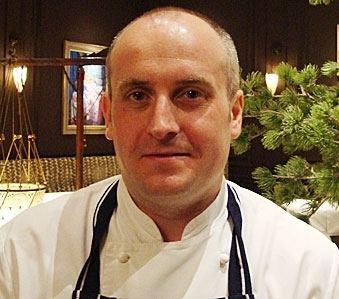 Andrew Fairlie (chef) Stephen McLaughlinheadchefGleneaglesjpg