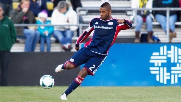 Andrew Farrell (soccer) New position no problem New England Revolution defender Andrew