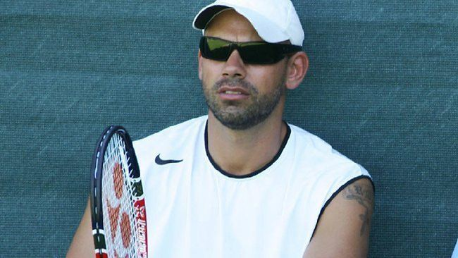 Andrew Florent Tennis world shocked by leading figure Andrew Florent39s