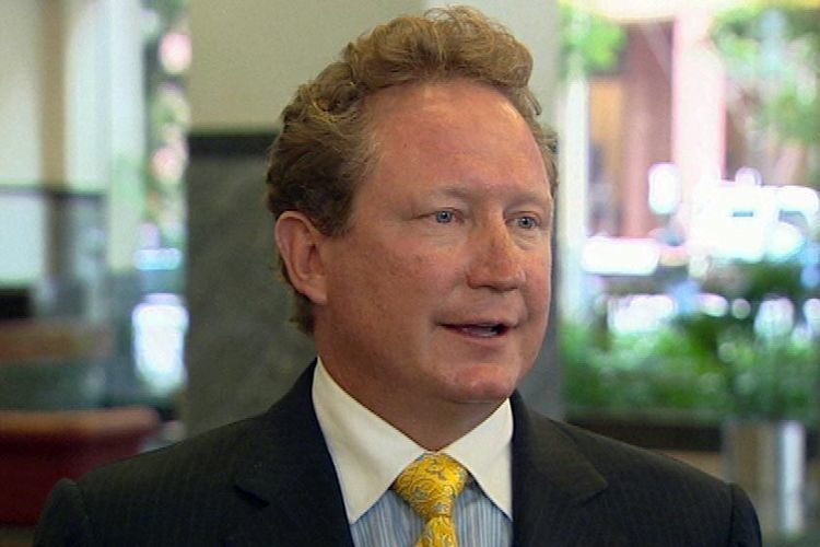 Andrew Forrest Woolly Days Andrew Forrest Australia39s new iron man