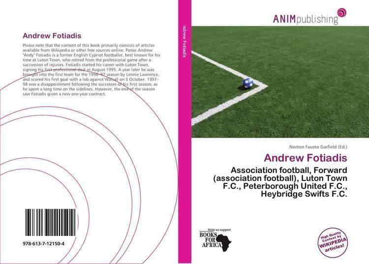 Andrew Fotiadis Andrew Fotiadis 9786137121504 613712150X 9786137121504