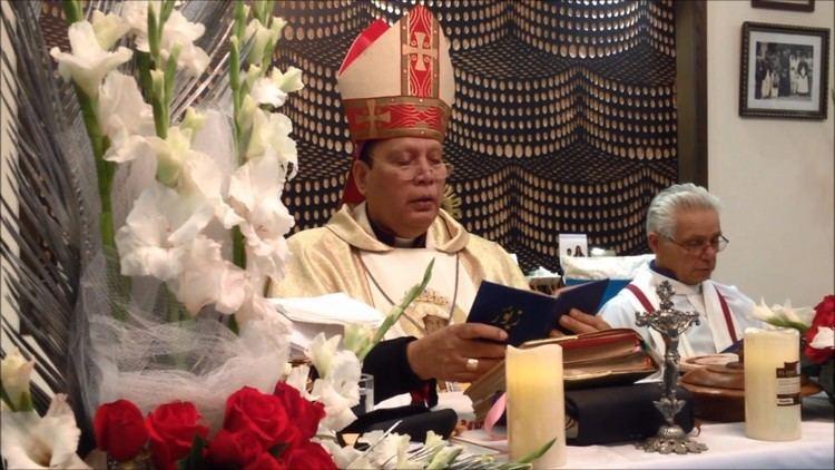 Andrew Francis (bishop) Bishop Emeritus Andrew Francis 45 th Priestly Ordination