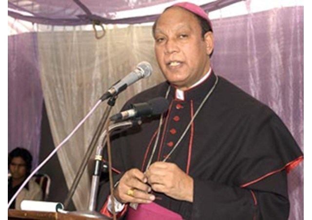 Andrew Francis (bishop) PAKISTAN Msgr Andrew Francis spiritual healer has died